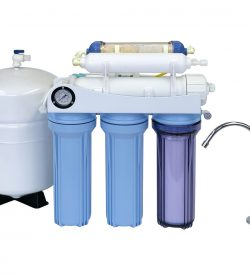 6 Stage RO Faucet System Custom Flouride Removal Filter and Alkalizing Filter
