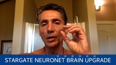 Stargate Neuronet Brain Upgrade