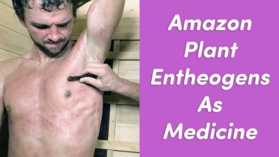 Amazon Plant Entheogens As Medicine