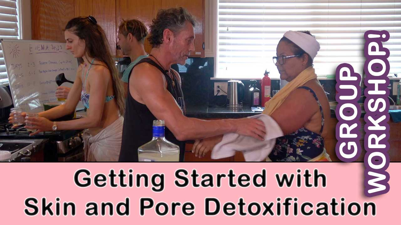 Getting Started with Skin and Pore Detoxification | Group Workshop