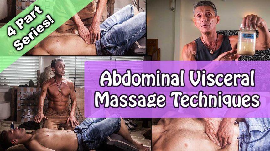 Abdominal Visceral Massage Techniques