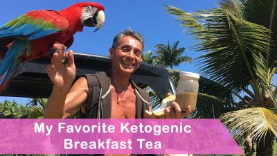 My Favorite Ketogenic Breakfast Tea