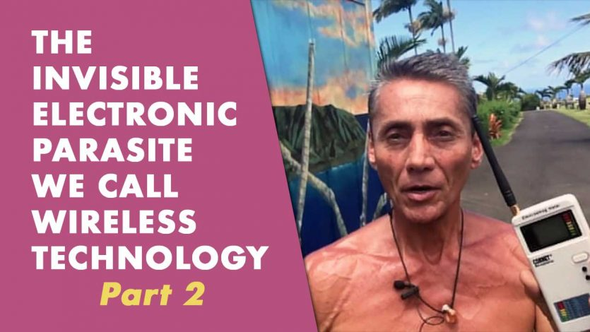 The Invisible Electronic Parasite We Call Wireless Technology Part 2