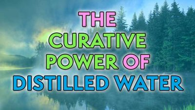 The Curative Power of Distilled Water