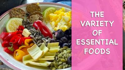 The Variety Of Essential Foods