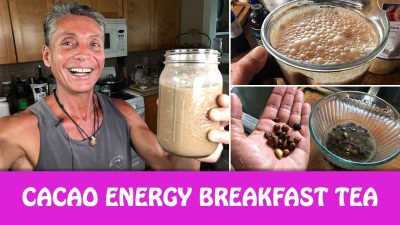 Cacao Energy Breakfast Tea