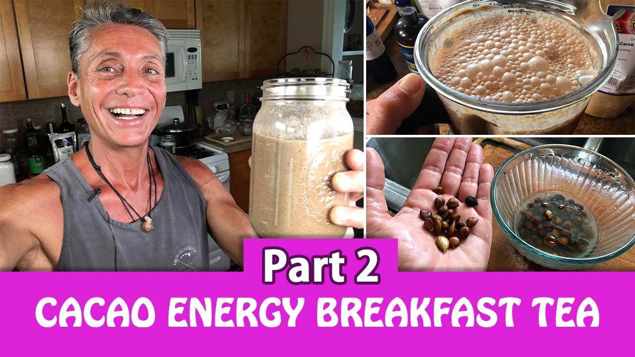 Cacao Energy Breakfast Tea Part 2