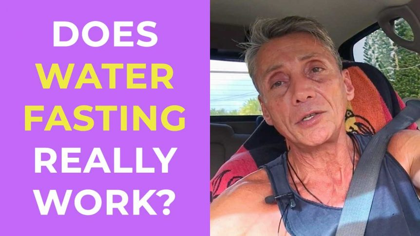 Does Water Fasting Really Work?