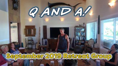 September 2019 Retreat Group Q and A